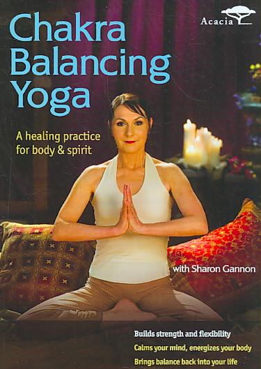 CHAKRA BALANCING YOGA BY GANNON,SHARON (DVD)